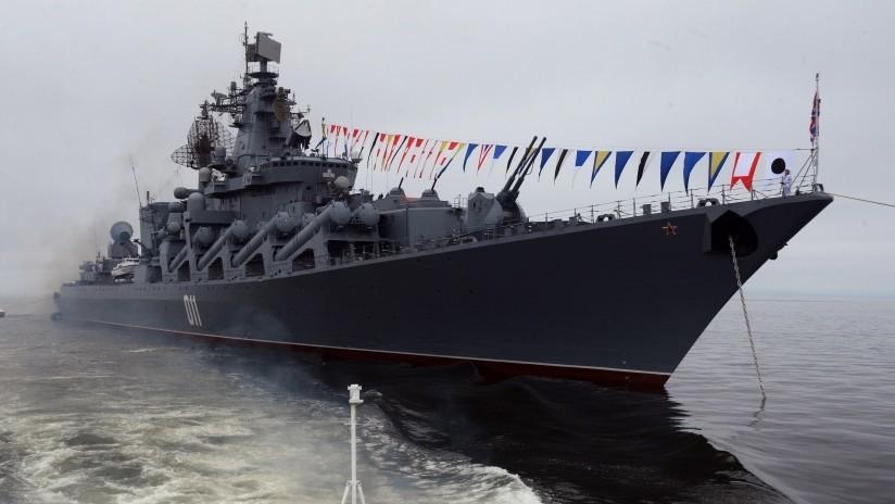Más de 40 buques participan en ejercicio naval de la flota rusa del Pacífico