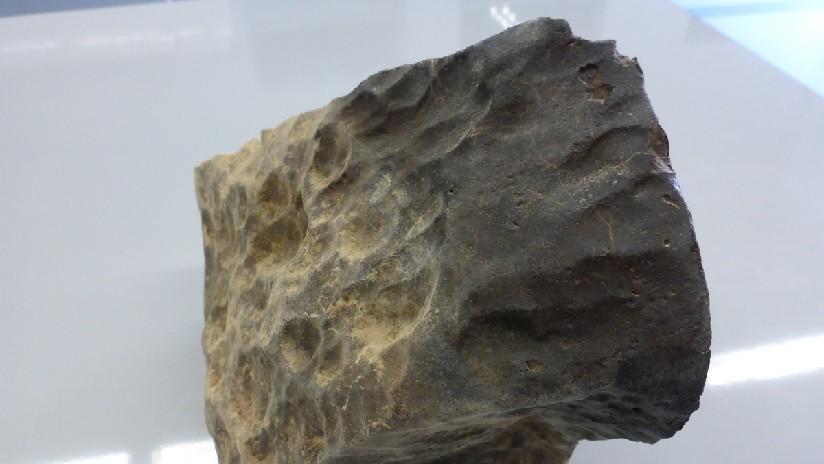 Descubren un meteorito en el desierto de Mongolia