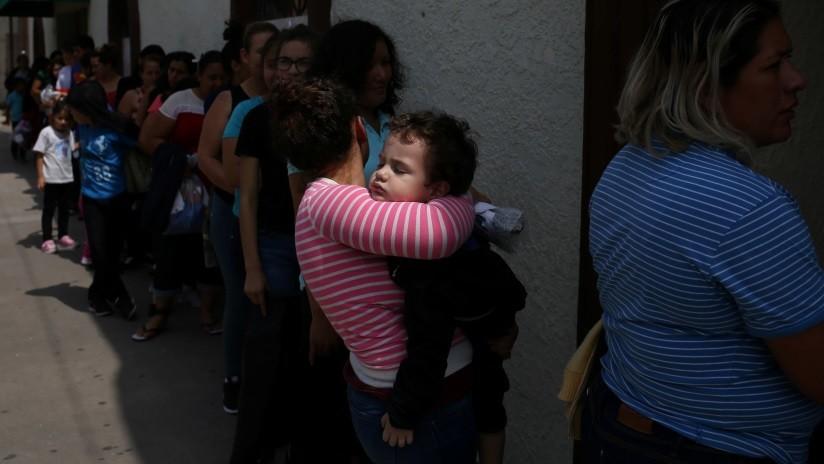 VIDEO: Niño hondureño de 3 años no reconoce a su madre tras su separación en la frontera de EE.UU.