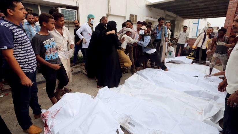 Violencia sexual, niños soldados y torturas: ONU desvela las barbaridades de la guerra de Yemen