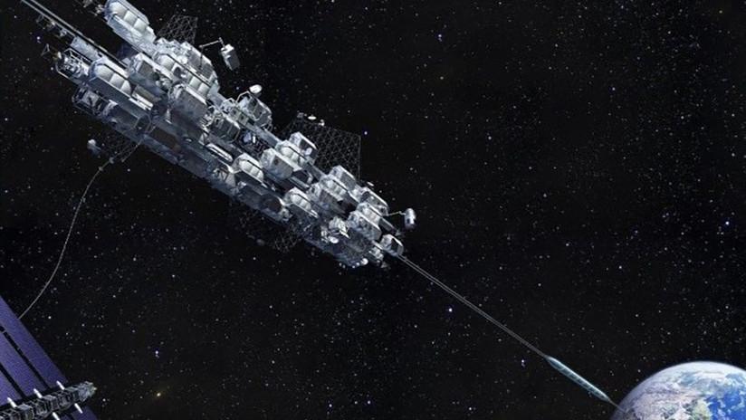 Próxima parada, espacio: Pondrán a prueba el primer 'ascensor cósmico'