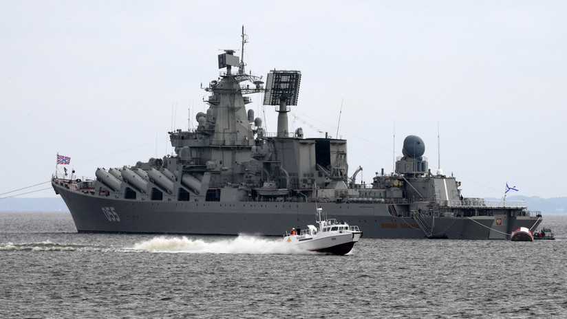 Rusia realizará ejercicios en el Mediterráneo con 25 buques y 30 aviones