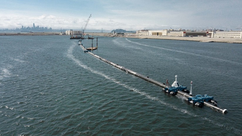 La isla de basura en el Pacífico podría pasar a la historia