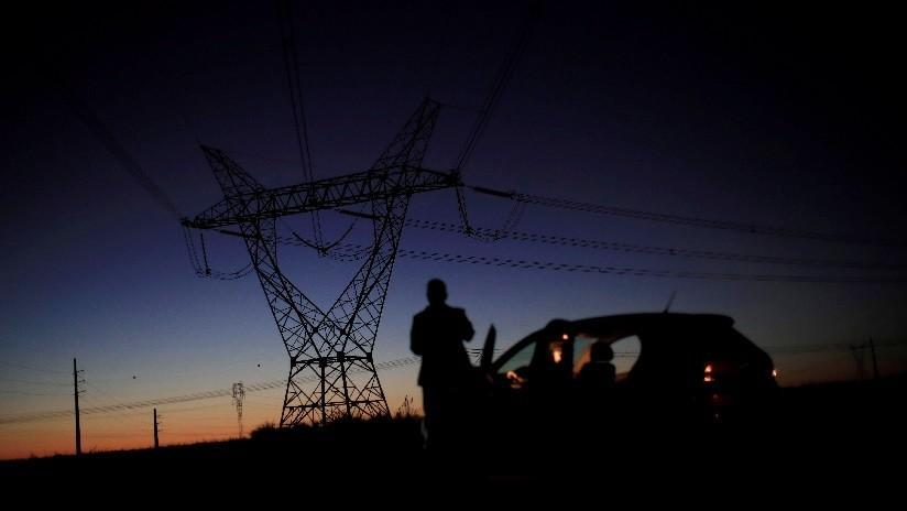 Estado brasileño de Roraima podría quedarse sin electricidad por bloqueo de EE.UU. a Venezuela