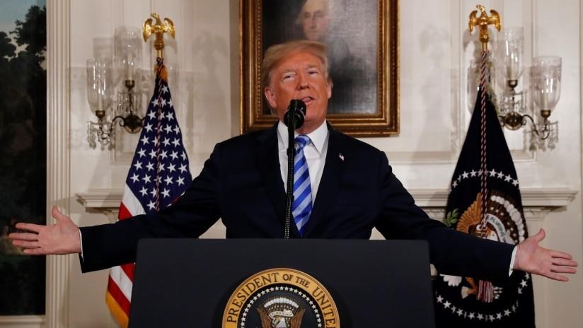 """""""Ahora la cuestión es si logra sobrevivir"""": Trump se pregunta si Irán aguantará la presión de EE.UU."""