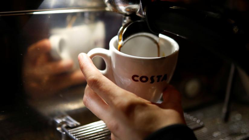 Compra Coca-Cola cadena británica de cafeterías Costa