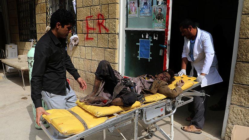 29 muertos por ataque con misil a micro escolar