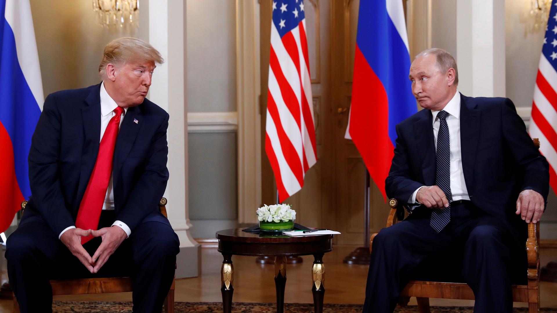 """""""Un instrumento para demonizar a Rusia"""": Moscú responderá a sanciones de EE.UU. por el caso Skripal"""