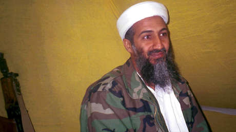Osama Bin Laden fotografiado el 24 de diciembre 1998.