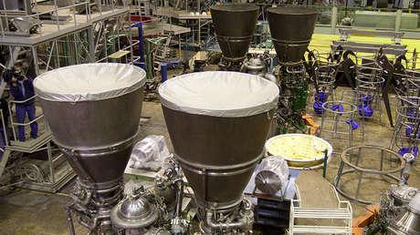 Motores de cohetes RD-180