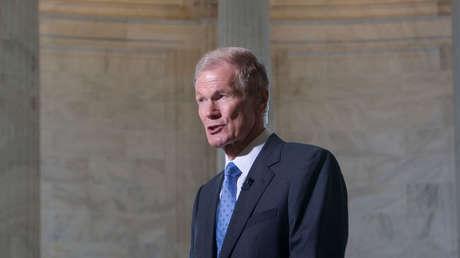 El senador Bill Nelson.