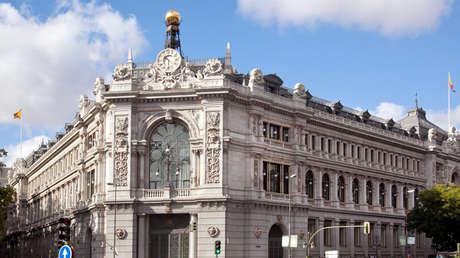 Banco Central de España en Madrid.