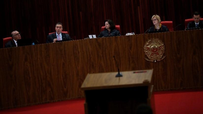 Evo: Decisión del Tribunal Electoral de Brasil atenta la voluntad del pueblo