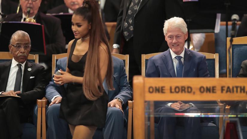 Obispo se disculpa por pasarse de la raya con Ariana Grande