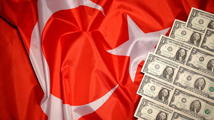 """Erdogan: """"Tenemos que acabar con el dominio del dólar de una vez por todas"""""""