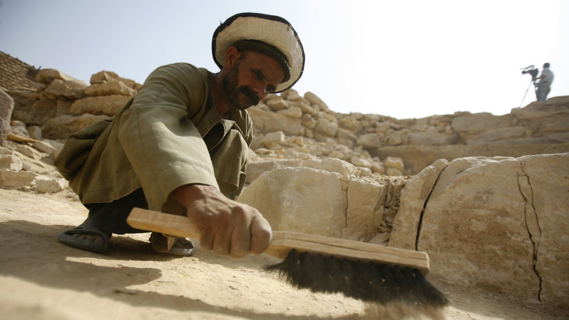 Hallan en Egipto un pueblo 2.500 años más antiguo que las pirámides de Guiza