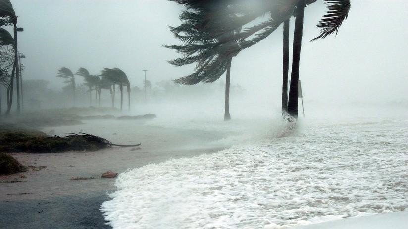 """Luisiana declara el """"estado de emergencia"""" por la tormenta tropical Gordon"""