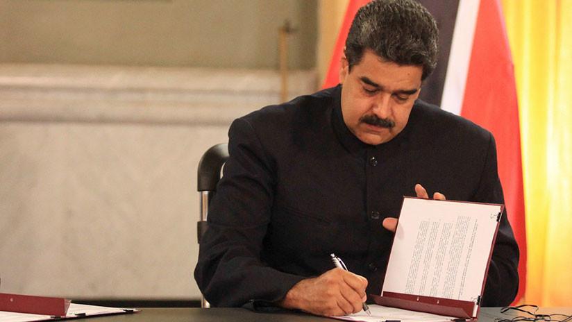 Maduro abre un puente aéreo para facilitar el retorno de emigrados venezolanos