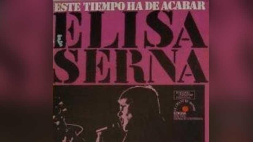 Muere la cantautora Elisa Serna a los 75 años #4Sep