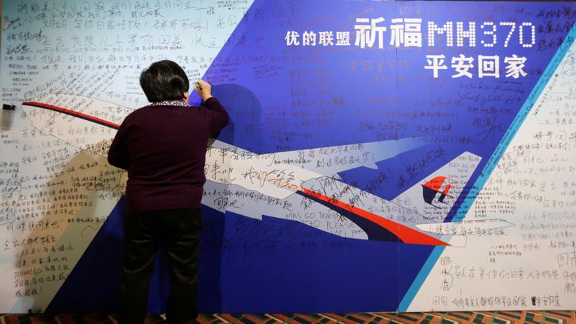 Un experto británico asegura haber encontrado el avión MH370 en Google Maps