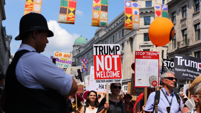 """¿Trump contra el mundo? Así convierte el unilateralismo a EE.UU. en un """"Estado canalla"""""""
