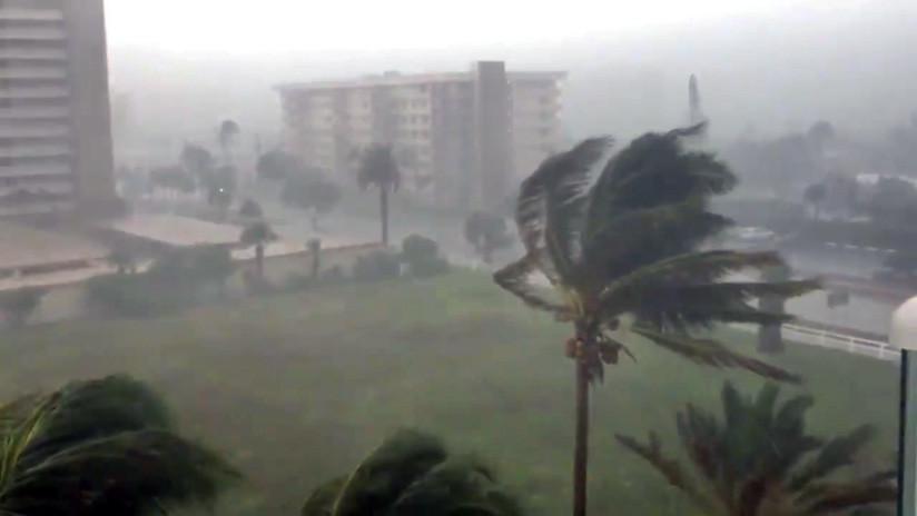 La tormenta tropical Gordon deja un muerto y miles de hogares en EE.UU. sin electricidad