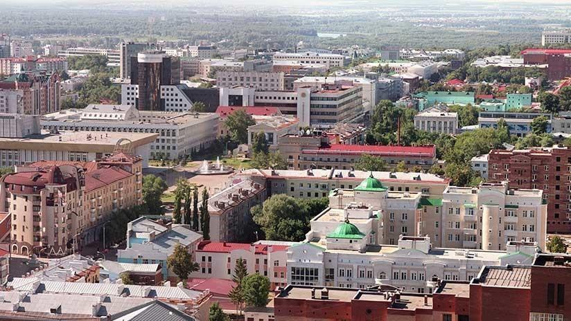 VIDEO: Dos terremotos sacuden esta madrugada la ciudad de Ufá y otros 15 municipios rusos