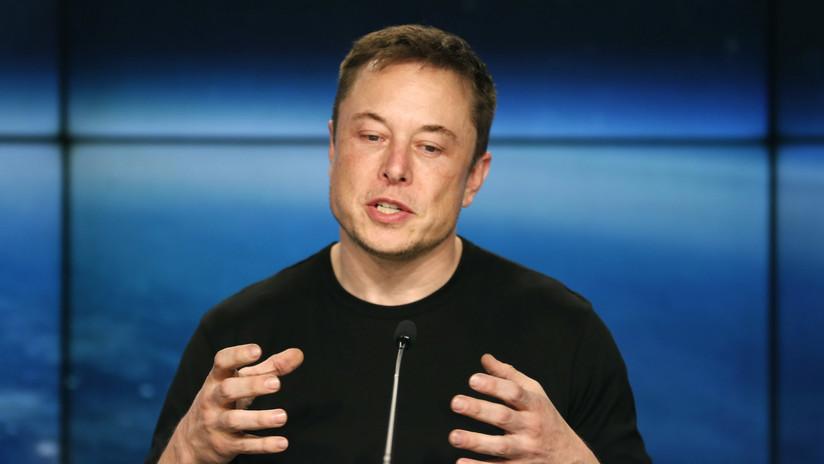 """""""Violador de niños"""": Musk arremete de nuevo contra el buzo que rechazó su submarino en Tailandia"""