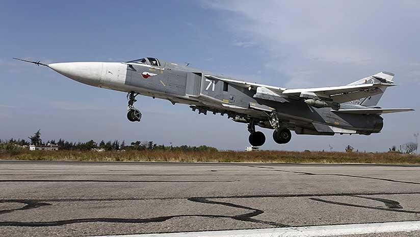 Rusia realiza ataques de precisión contra instalaciones del Frente al Nusra en Siria