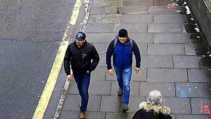 """May: """"Los dos sospechosos del ataque contra los Skripal son agentes de la Inteligencia militar rusa"""""""
