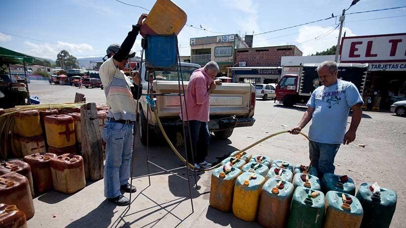 ¿Por qué preocupa tanto a Colombia el aumento de la gasolina en Venezuela?