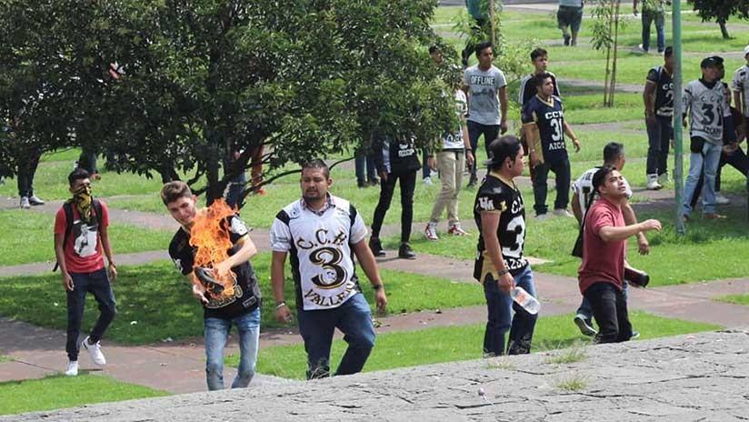 La agresión contra estudiantes que sacude México a 50 años de la masacre estudiantil de 1968