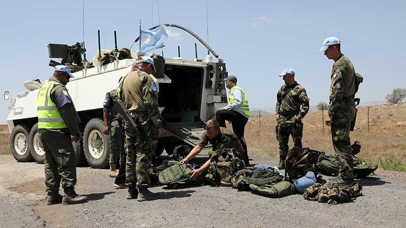 Obligan a Jerusalem Post a retirar que el Ejército israelí arma a rebeldes sirios