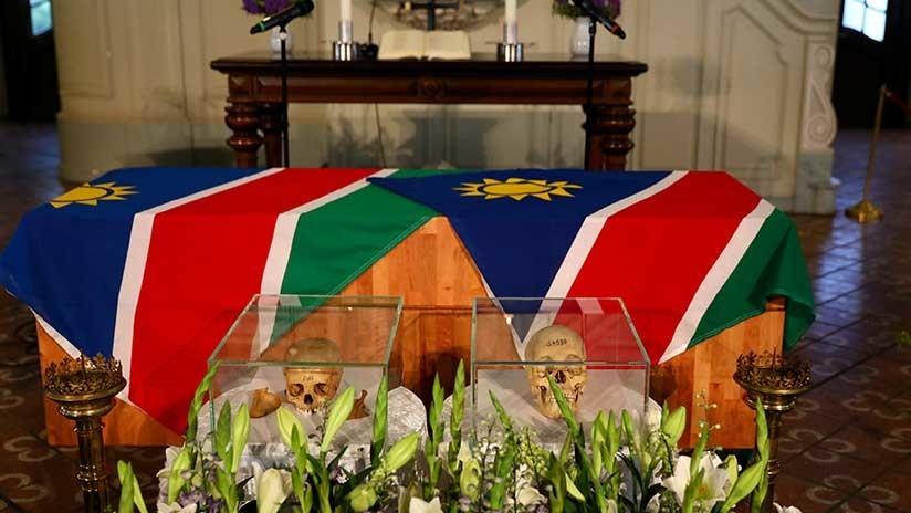 Genocidio en Namibia: Alemania devuelve restos de víctimas usados para 'experimentos raciales'