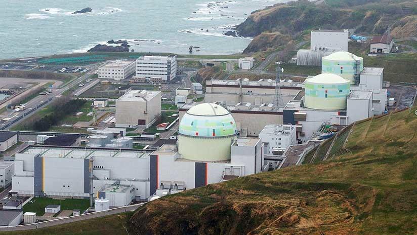 El terremoto de Japón daña una planta nuclear en la isla de Hokkaido