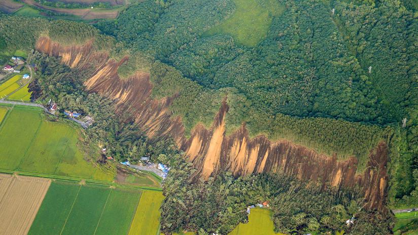 17 muertos y más de 300 heridos: Fuertes terremotos sacuden Japón