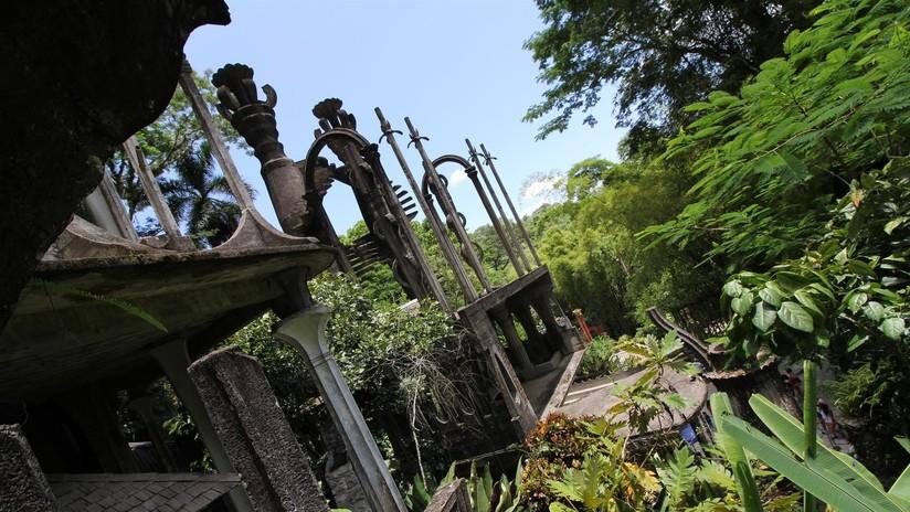 Las Pozas De Edward James El Fantastico Jardin Surrealista Que Vive