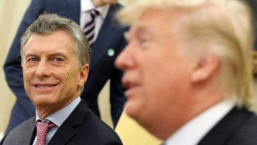 ¿Cómo están las relaciones entre EE.UU. y Argentina?
