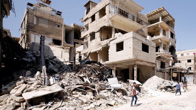 Rusia habría advertido a EE.UU. de un ataque contra una zona de Siria con fuerzas estadounidenses