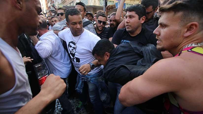 """""""Seguí el mandato de Dios"""": Lo que se sabe del presunto atacante del candidato Jair Bolsonaro"""
