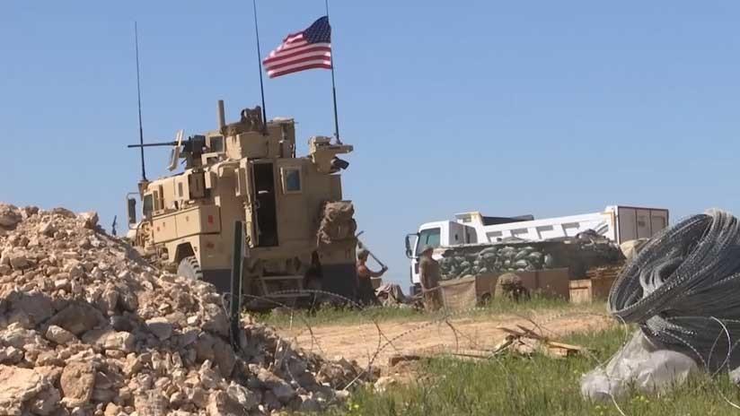 Washington Post: Trump aprueba la presencia militar de EE.UU. en Siria por tiempo indefinido