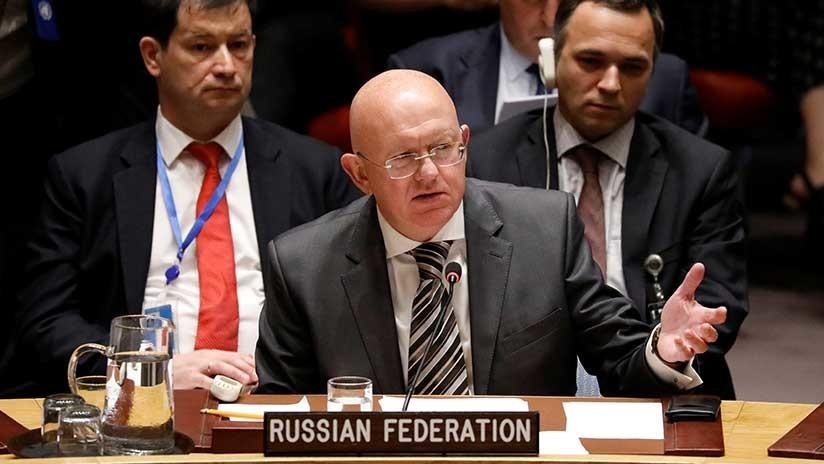 """Rusia: """"Los terroristas en Idlib retienen como rehenes a millones de civiles"""""""