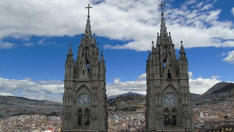 Quito, la primera ciudad del mundo en ser declarada Patrimonio Cultural de la Humanidad