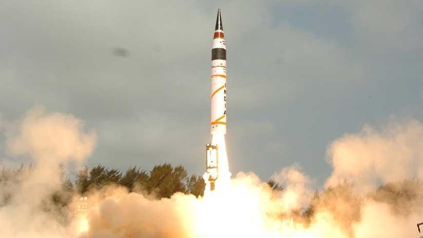 ¿Alarma en la India? Pakistán está a punto de convertirse en la quinta potencia nuclear