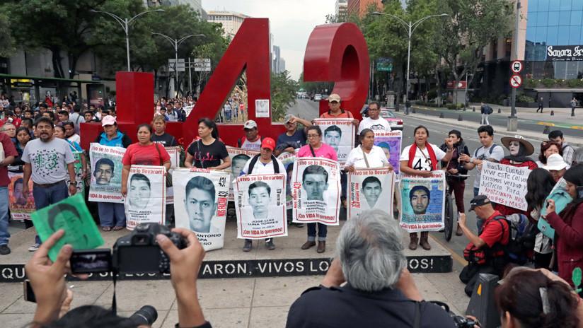 Ayotzinapa: Cuatro años en busca de los 43 estudiantes desaparecidos en México