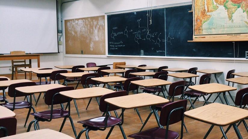 Dos videos de bullying con terribles agresiones en plena clase — Santa Fe