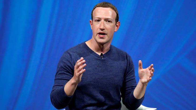 """Zuckerberg admite que las redes son un arma y que Facebook está en una """"carrera armamentista"""""""
