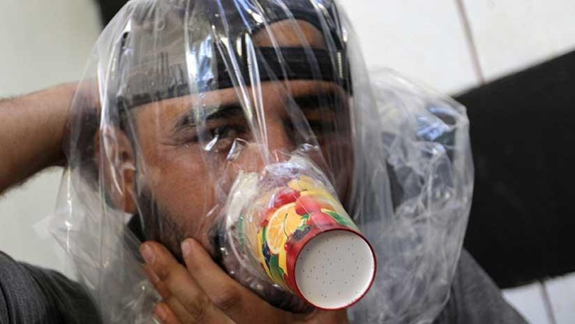 Rusia Terroristas sirios preparan montajes de ataques químicos