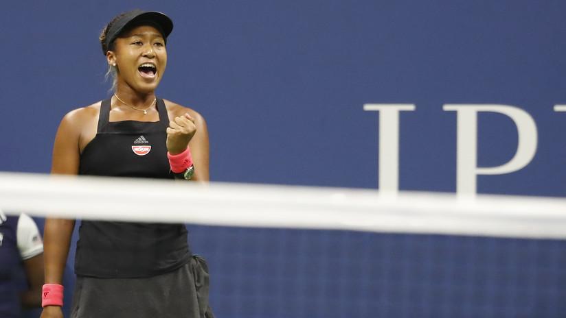 Naomi Osaka gana el Abierto de EE.UU. tras imponerse a Serena Williams