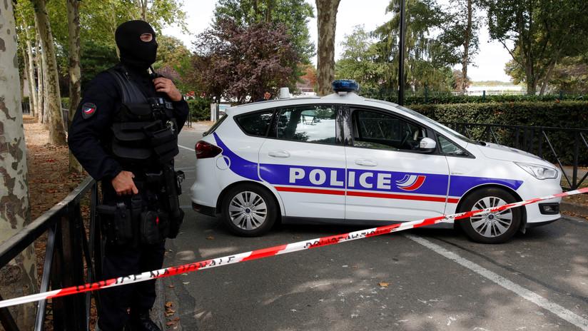 Siete personas resultan heridas tras un ataque con un cuchillo en París